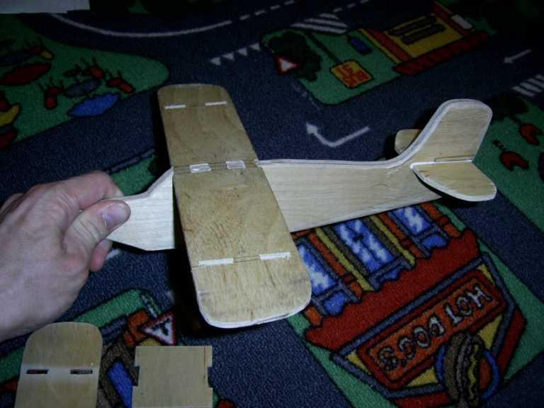 Как построить самолет своими руками проекты фото