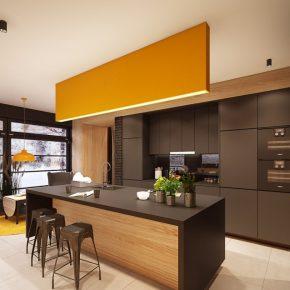 Идеи кухонь в стиле модерн — современные варианты дизайна, и рекомендации по оформлению стиля (110 фото)