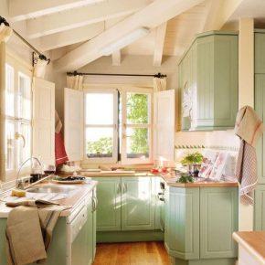 Идеи маленькой кухни — красивые и современные варианты дизайна небольших и функциональных кухонь (75 фото)