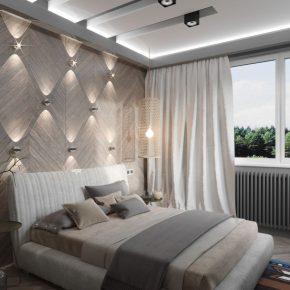 Как сделать спальню в квартире — идеи ремонта и беспроигрышные варианты оформления интерьера (140 фото и видео)