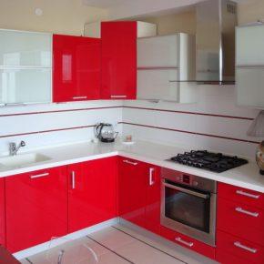 Как выбрать угловую кухню — идеальные сочетания дизайна и виды современных конструкций (105 фото и видео)