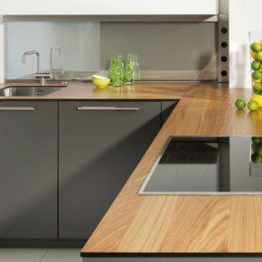 Советы, как выбрать кухонную столешницу — стильные идеи выбора и применения современных материалов для столешниц (105 фото)