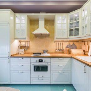 Современная мебель для кухни — актуальный интерьер и стильные новинки сезона (120 фото и видео)