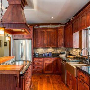 Идеи дизайна коричневой кухни — лучшие современные решения и свежие идеи от ведущих дизайнеров (95 фото и видео)